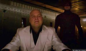 Materiał z trzeciego sezonu Dardevil – Kingpin powraca
