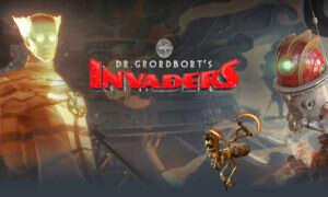 Dr. Grordbort's Invaders na gogle AR