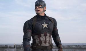 Ostatni tekst Chrisa Evansa w Avengers 4 był naprawdę głupi