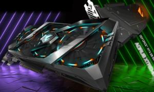 Elitarne GeForce RTX z serii AORUS