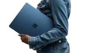Microsoft mówi o wydajności Surface Laptop 2