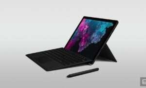 W Microsoft Surface Pro 6 znajdzie się czterordzeniowy procesor