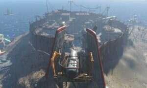 Miasto Megatona w Fallout 4!