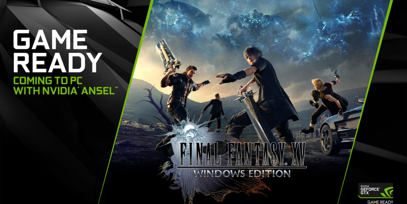Deweloper Final Fantasy o renderowaniu DLSS