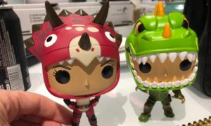 Funko ujawnia figurki z Fortnite'a