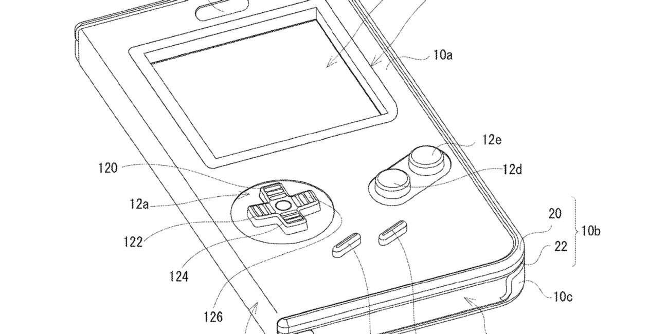 Game Boy w formie etui na telefon
