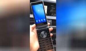 Kolejne zdjęcia smartfona Samsung W2019