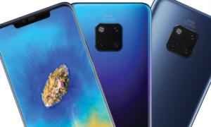 Wyciekły ceny smartfonów Huawei Mate 20