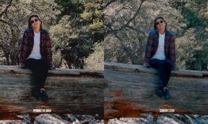 iPhone XS vs. profesjonalna kamera – intrygujący pojedynek