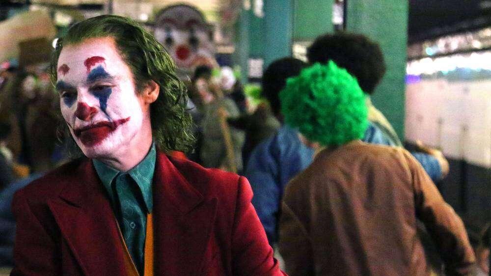 Joaquinn Phoenix jako Joker