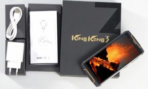 Cubot King Kong 3 to tani a przy tym wytrzymały smartfon