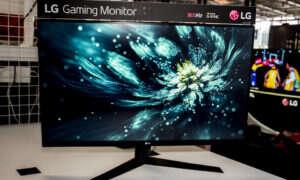 LG prezentuje nowe monitory podczas PGA 2018
