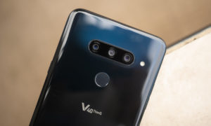LG pracuje nad składanym smartfonem