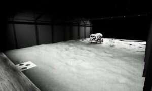 W Niemczech powstanie obiekt odtwarzający powierzchnię Księżyca