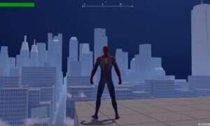 Oto wczesna wersja Spider-Mana z PlayStation 4