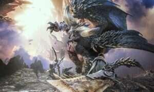 Doskonała sprzedaż Monster Hunter World