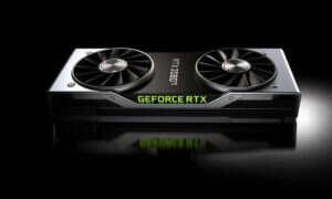 Nvidia o psujących się kartach GeForce RTX