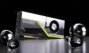 Nvidia Quadro RTX 6000 w przedsprzedaży