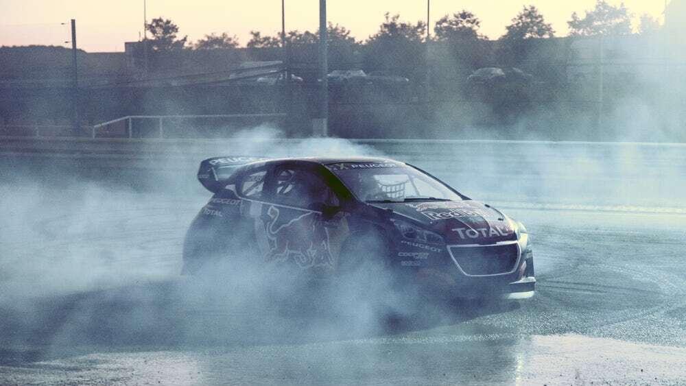 Peugeot zrezygnuje z WRX przez elektryczne zacięcie