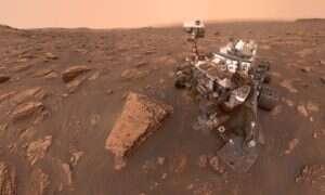 Nowe informacje w sprawie łazika Curiosity