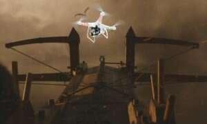 Plan Gry o Tron był chroniony nawet przed dronami