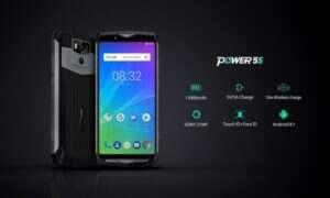 Ulefone ujawniło Power 5S z potężną baterią