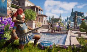 Co obciąża procesor w Assassin's Creed Odyssey?