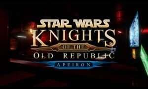Wstrzymano remake Star Wars: Knights of the Old Republic