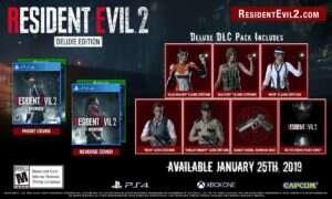 W Resident Evil 2 Remake powróci zaginiona postać!