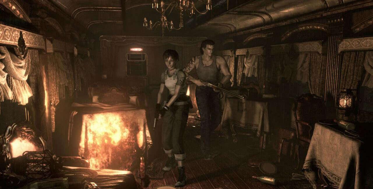 Trzy odsłony Resident Evil zmierzają na Nintendo Switch
