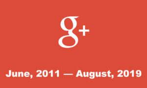 Google+ zostanie zamknięte
