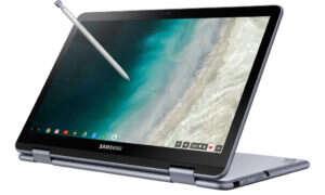 Samsung zaprezentował właśnie Chromebook Plus V2