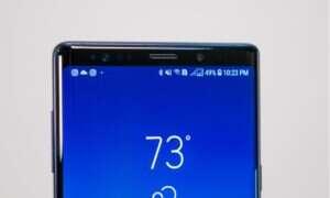 Samsung testuje aparaty selfie za ekranem