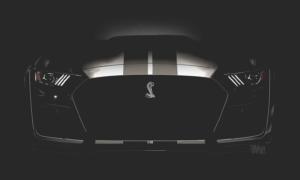Mustang Shelby GT500 ot tak pojawił się na Instagramie