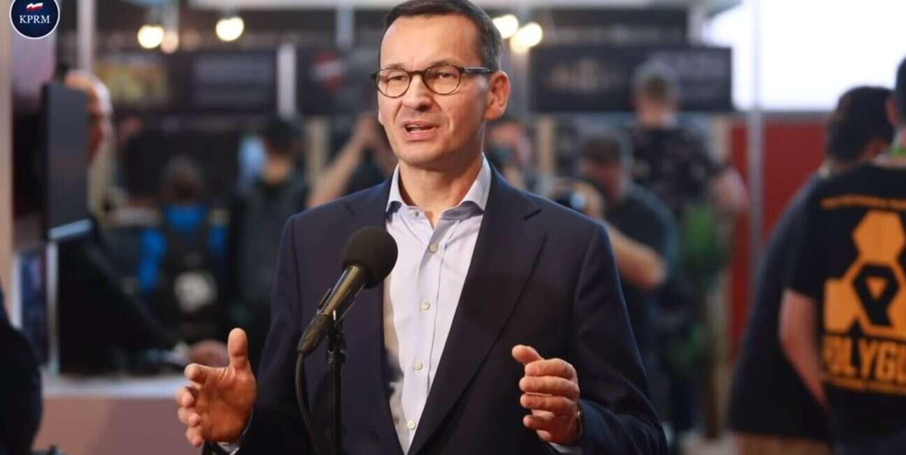 Premier na PGA wyraził wsparcie dla branży gier