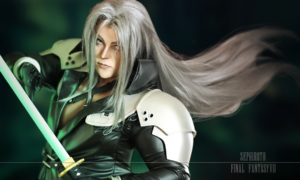 Niesamowity cosplay Sephirotha