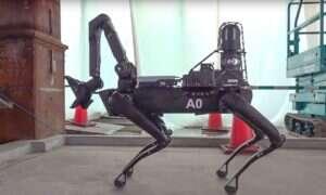 Boston Dynamics daje robotowi Spot pracę