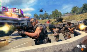 Sprzedaż Call of Duty: Black Ops 4 bije wszelkie rekordy