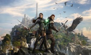 Szanse dla Elder Scrolls Online na Nintendo Switch?
