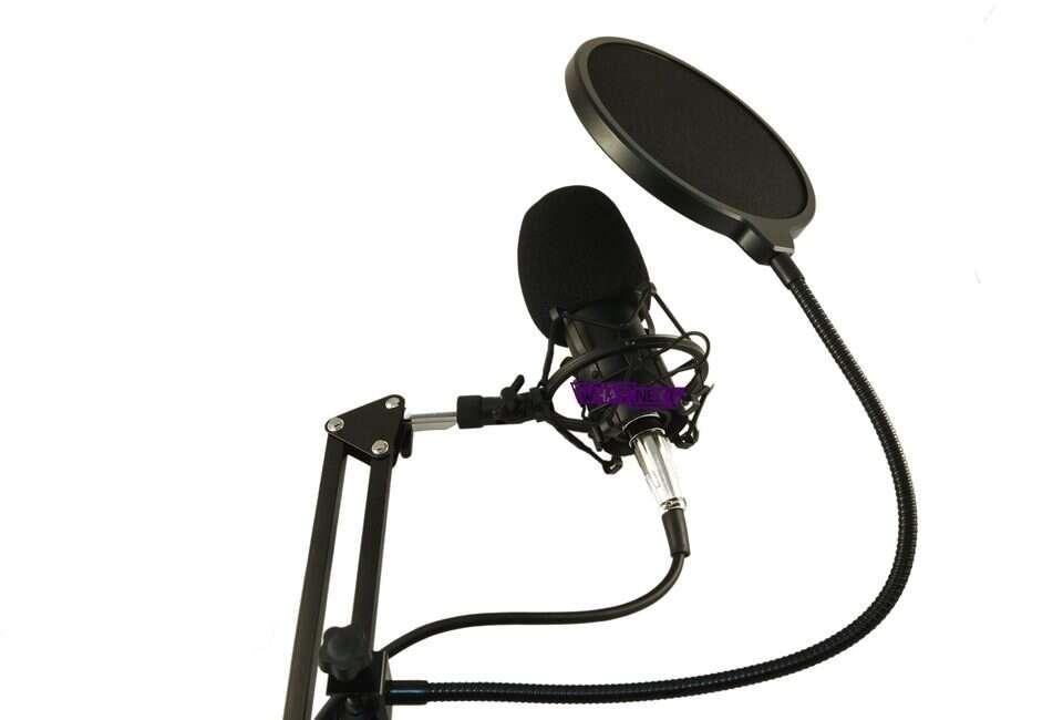 Test mikrofonu Tracer Studio Pro