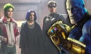 Tytani są lepsi niż Infinity War?
