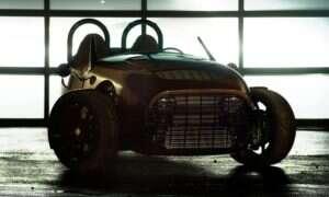 Oto trójkołowy roadster Carmel od Vanderhall