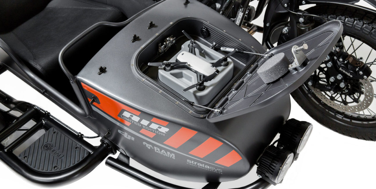 Limitowany motocykl Ural Air