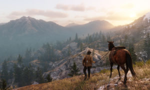 Waga Red Dead Redemption 2 robi wrażenie