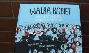 Recenzja komiksu Walka Kobiet