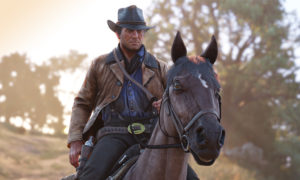 Korzyści grania na PlayStation 4 w Red Dead Redemption 2