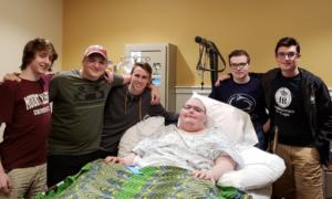 Wirtualna przyjaźń silniejsza od raka