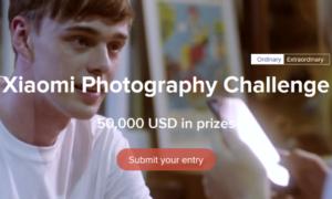 Zrób zdjęcie smartfonem Xiaomi i wygraj 10 tysięcy dolarów