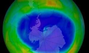 Według raportu ONZ warstwa ozonowa zregeneruje się do 2060 roku