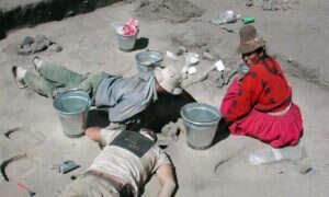 Jak mieszkańcy Peru radzili sobie w nieprzyjaznych Andach?